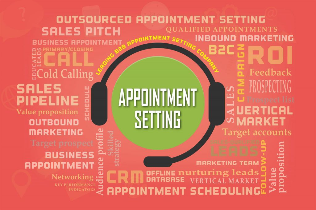 appointment setting service