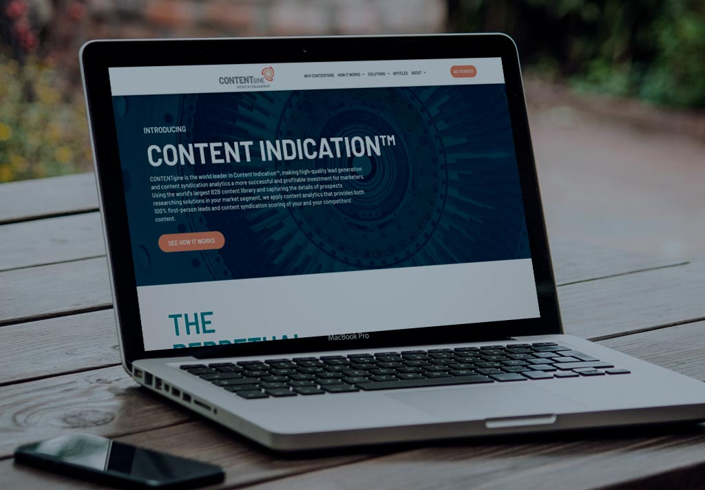 CONTENTgine Launches New Website