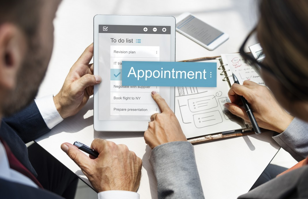 how b2b appointment setting service