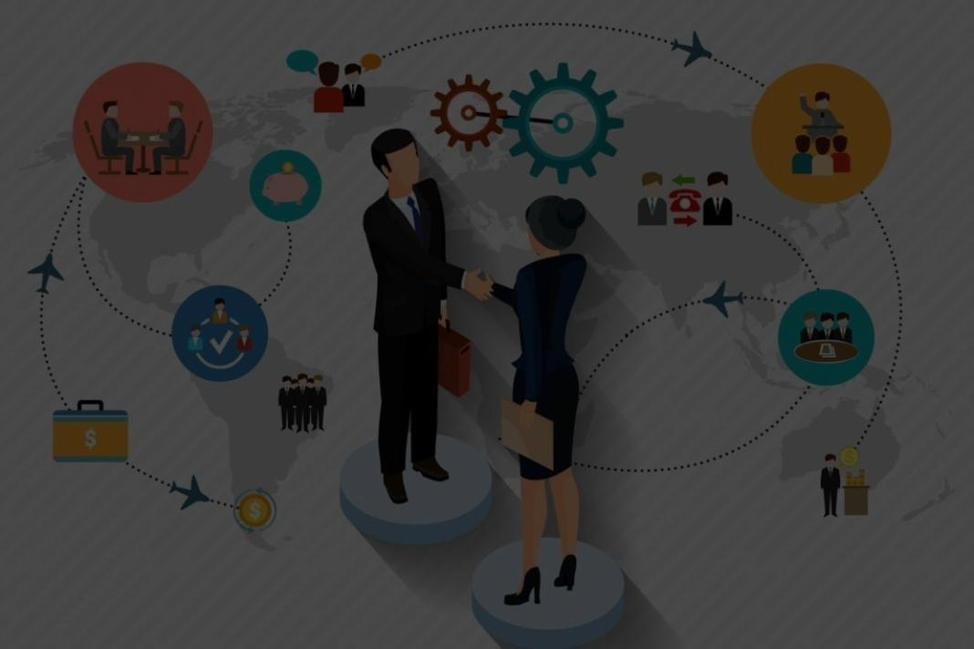 successful b2b marketing partnership