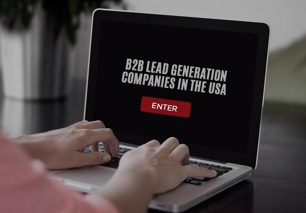 top b2b lead generation company