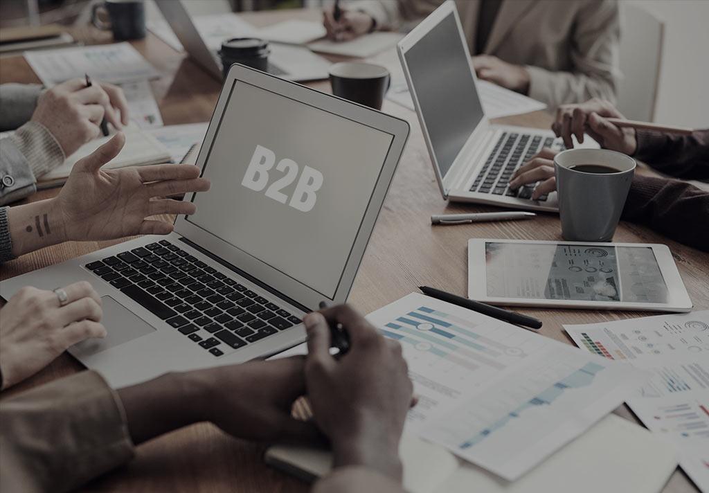 b2b log post ideas